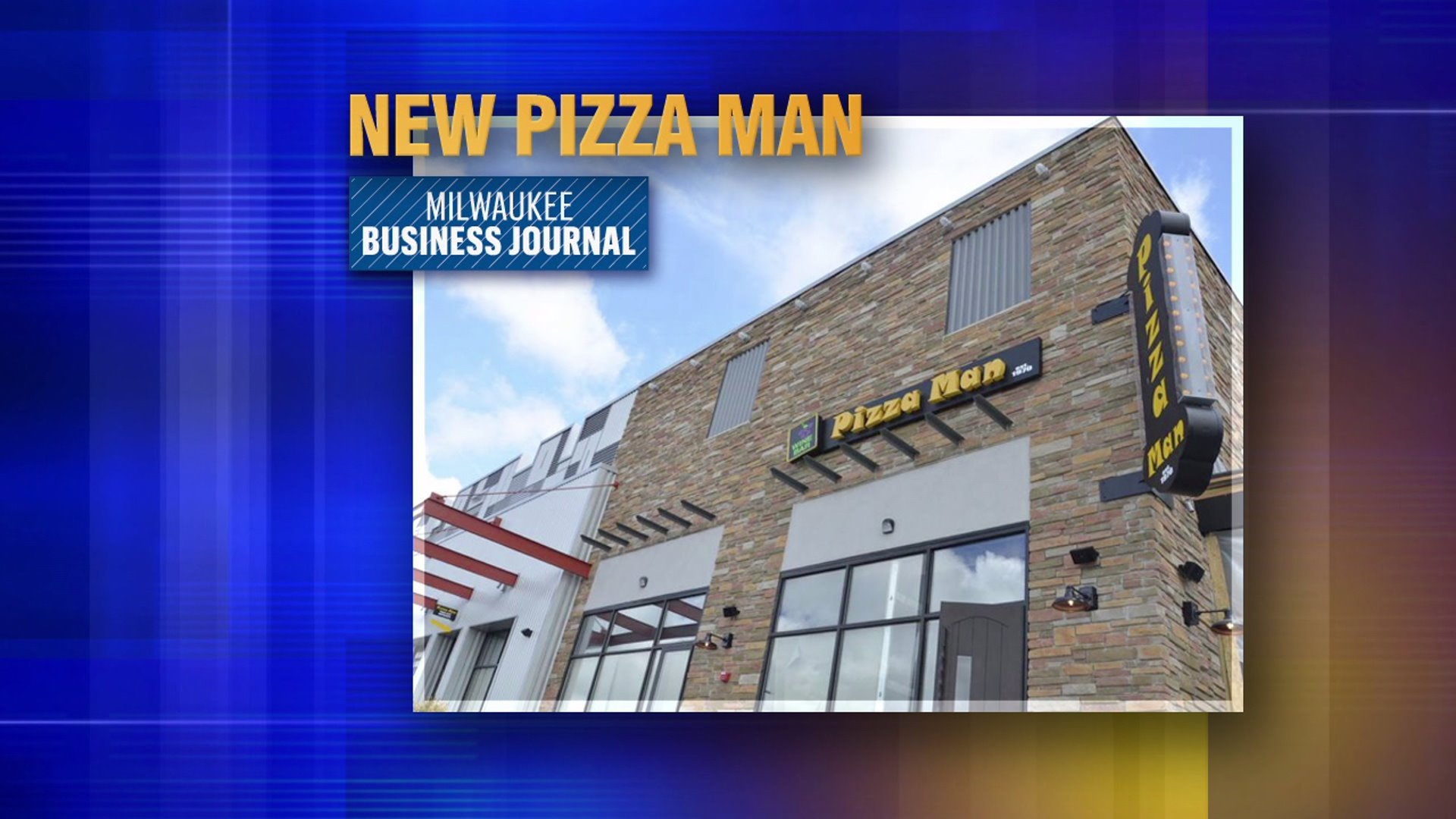 Ahead Of Opening Date A First Look Inside New Pizza Man Restaurant In Wauwatosa