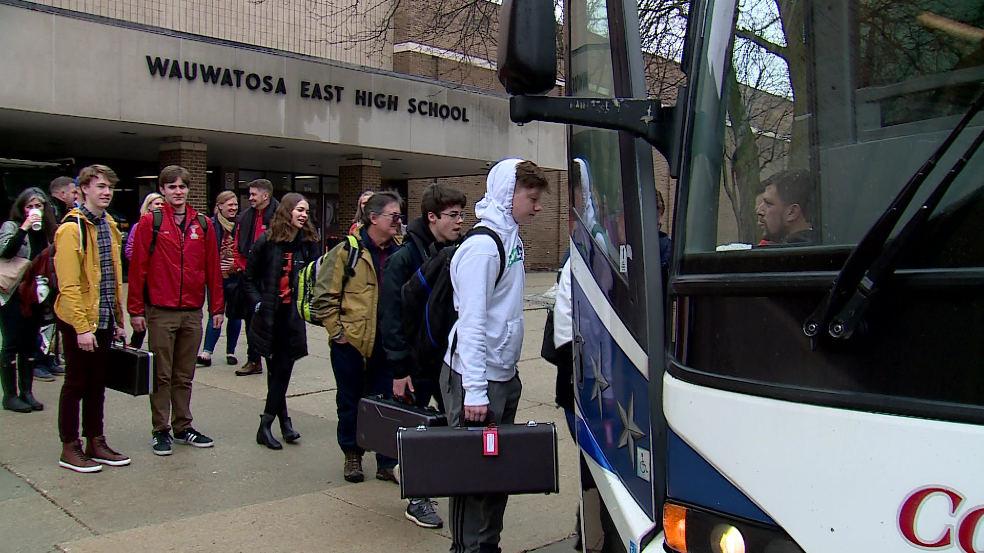 Wauwatosa East Hs Band Heading To Ireland To Perform At St Patrick S Festival Parade
